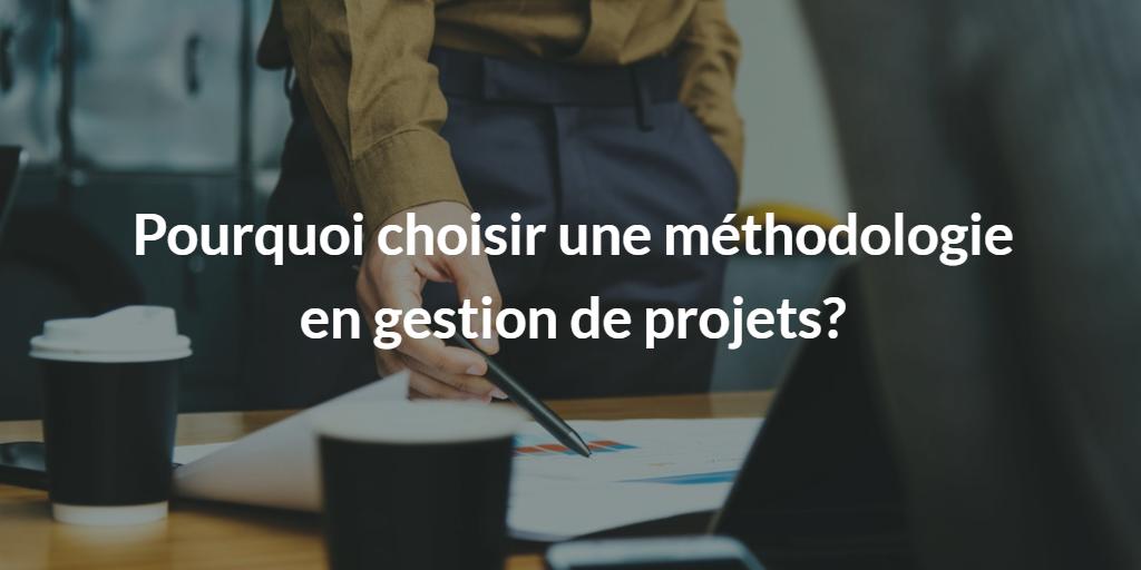 methodologie gestion de projet