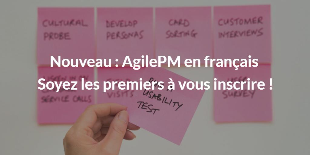AgilePM en français