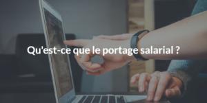 definition portage salarial