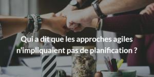 planification agile