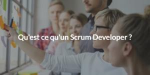 développeur web, développeur full stack, scrum developer