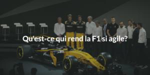 Formule 1 sport agile