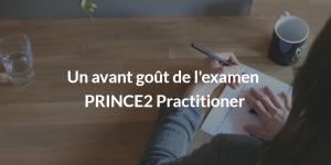 Examen PRINCE2 Practitioner