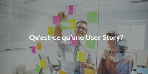 définition user story