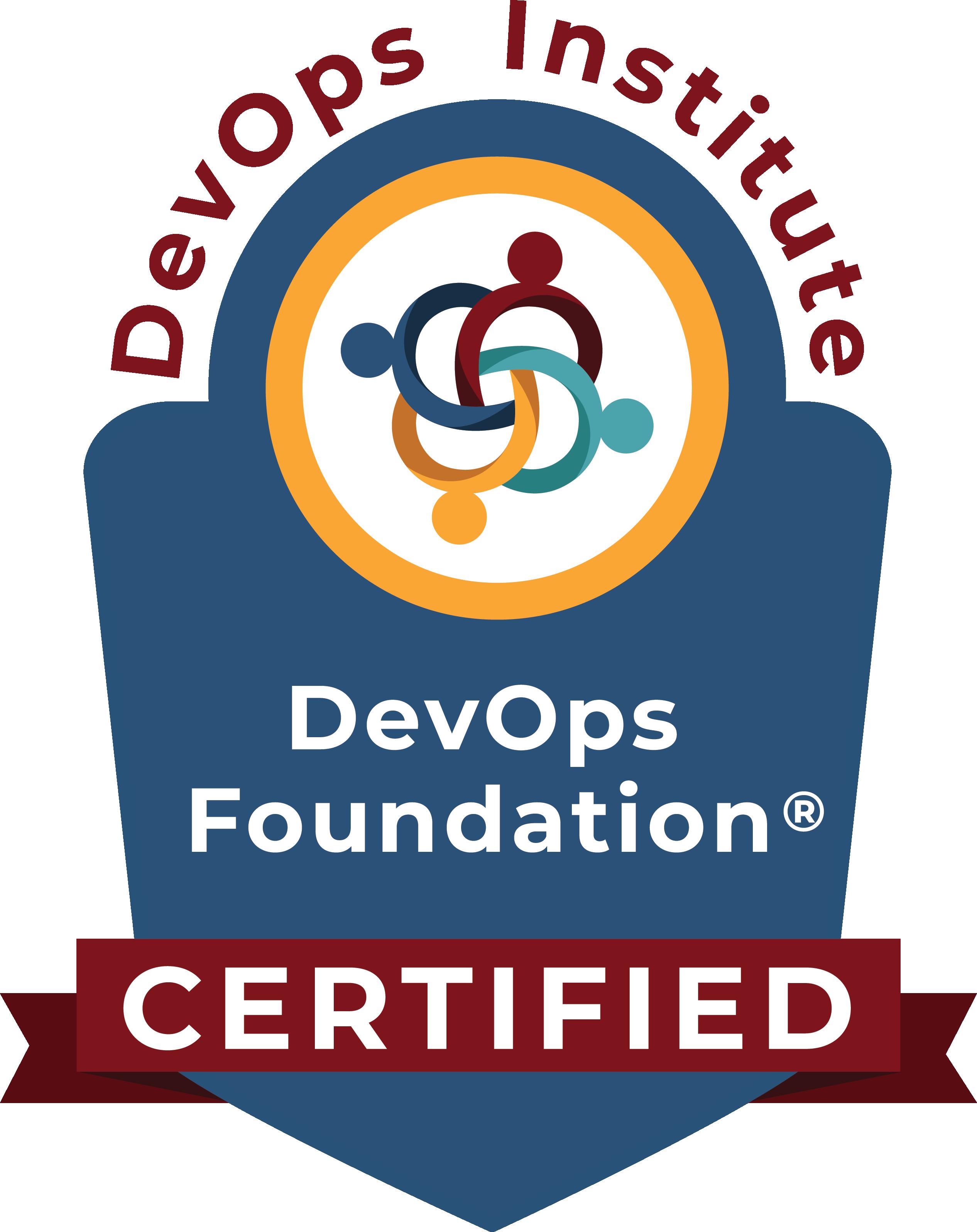 Formation DevOps Foundation certification devops foundation