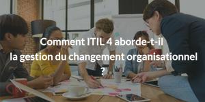 gestion du changement organisationnel