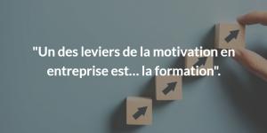 Formation et motivation des salariés