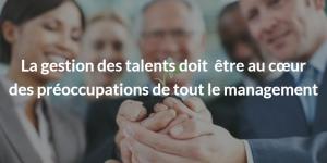gestion des talents