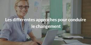 Agile Change Management, conduite du changement