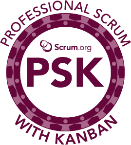 Professional scrum with kanban PSK