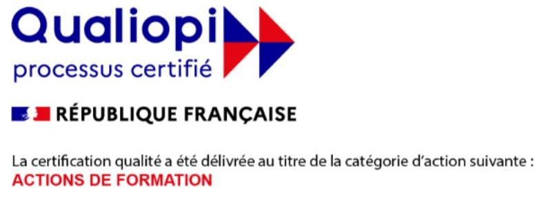 certification qualiopi QRP international